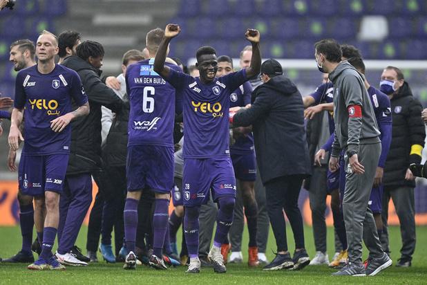 Beerschot klopt Anderlecht