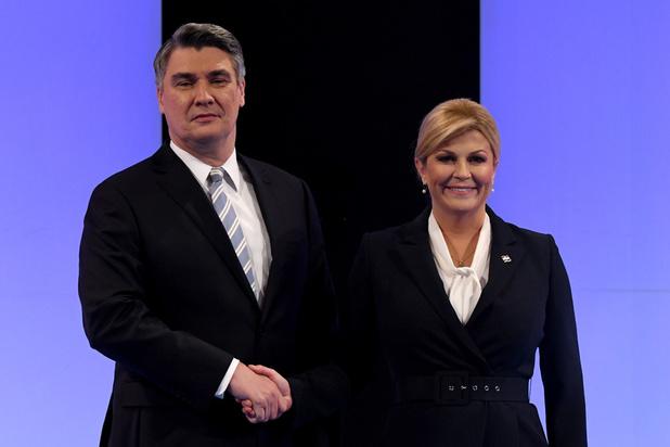 Les Croates aux urnes pour une présidentielle où tout est possible