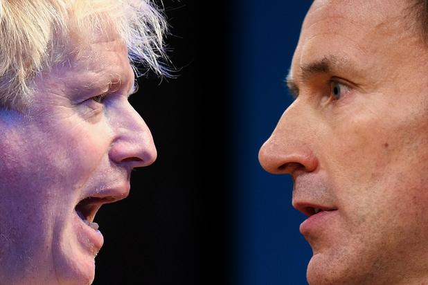 """Brexit: Boris Johnson et Jeremy Hunt prétendent pouvoir conclure un accord avec l'UE sans le """"filet de sécurité"""" si controversé"""