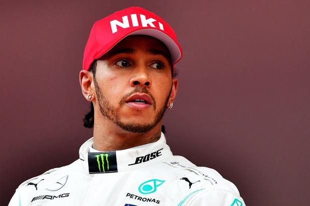 Lewis Hamilton is niet tevreden over nieuwe Mercedes