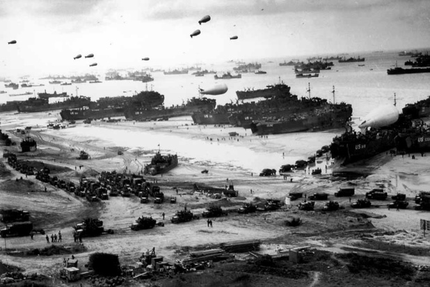 Débarquement allié du 6 juin 1944: pendant qu'Hitler dort...