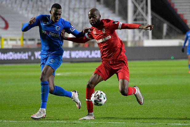 Mené 0-2, l'Antwerp s'impose face à Genk (3-2)