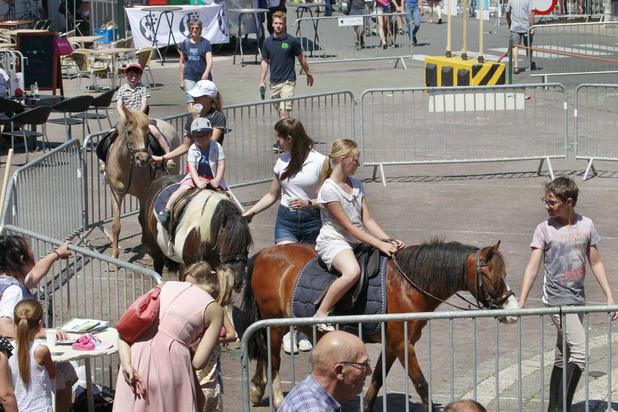 Ingekort programma Torhoutse Paardenmarkt ligt vast
