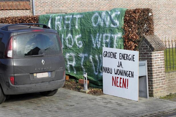 Windmolens nabij Roeselaarseweg in Torhout nog altijd niet vergund