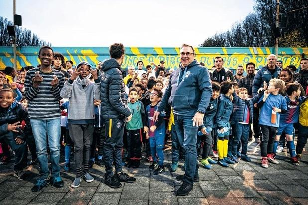 Antwerpse City Pirates winnen Prijs van de Gelijkheid 2020