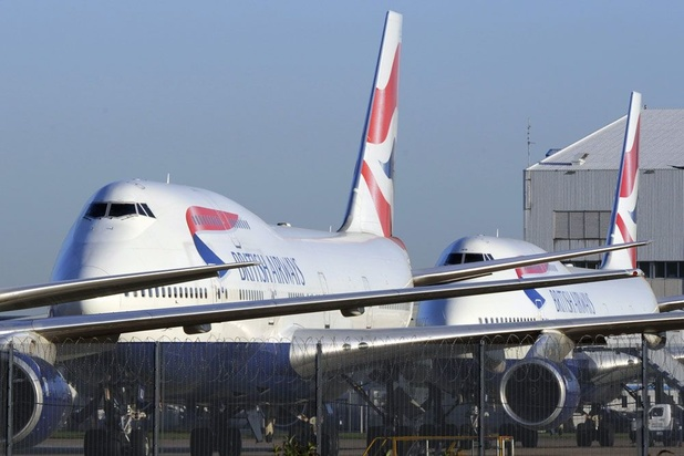British Airways prévoit de supprimer 12.000 emplois en raison de l'impact de la crise