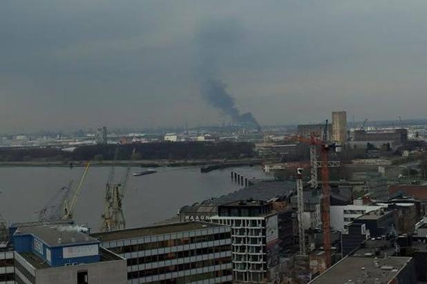 Buitenlands afval met PFAS verbrand in Antwerpen
