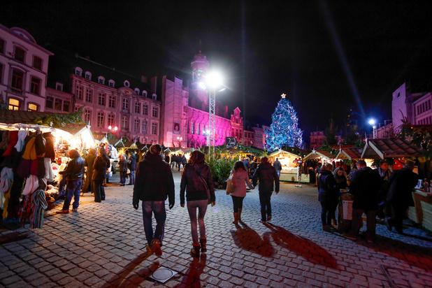 Mons lance ses festivités de fin d'année le 6 décembre