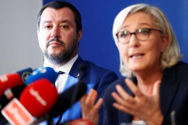 Salvini veut lancer une alliance des nationalistes pour les européennes