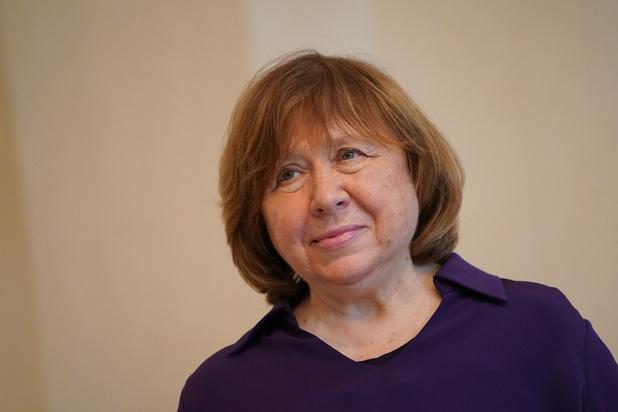 """Svetlana Alexievitch: """"j'ai vu beaucoup de choses graves dans ma vie, mais ce qui se passe en Biélorussie dépasse tout"""""""