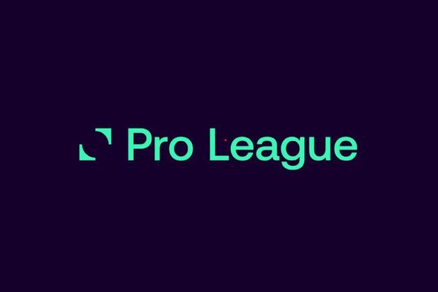 Pro League gaat er letterlijk anders uitzien: nieuw logo, nieuwe website en nieuwe grafische vormgeving