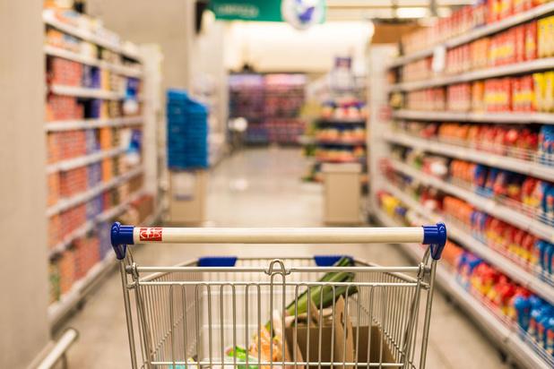 Belgische inflatie stijgt voor het eerst sinds maart