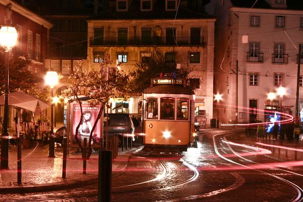 Lisbonne et ses nuits, sources d'inspiration pour Madonna