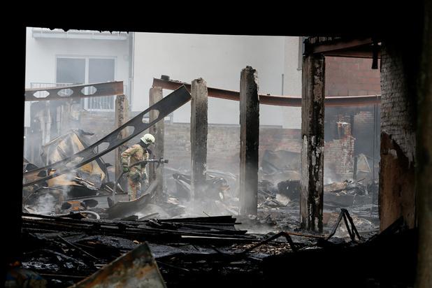 Dodelijke brand in Beringen heeft wellicht menselijke oorzaak