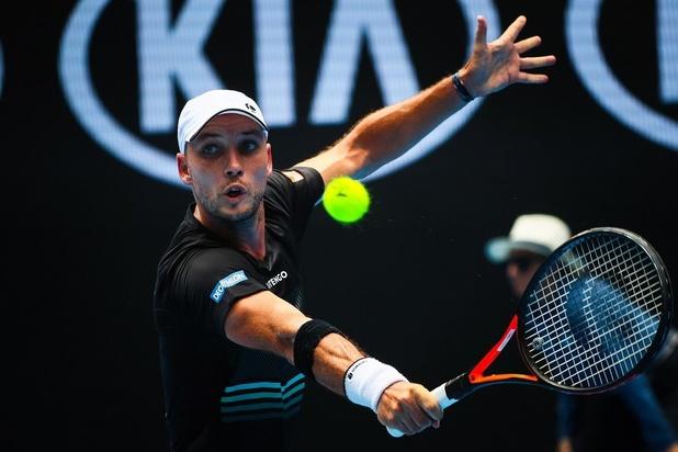 Roland-Garros: Steve Darcis passe le premier obstacle
