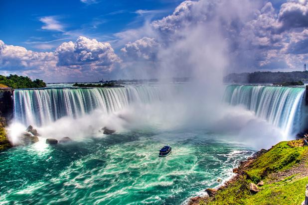 L'Iron Scow, bateau coincé depuis un siècle en haut des chutes du Niagara, s'est déplacé (vidéo)