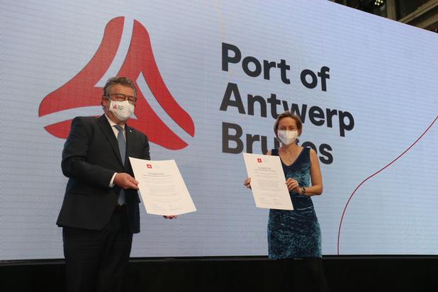 Havens van Antwerpen en Zeebrugge fuseren tot 'Port of Antwerp Bruges'