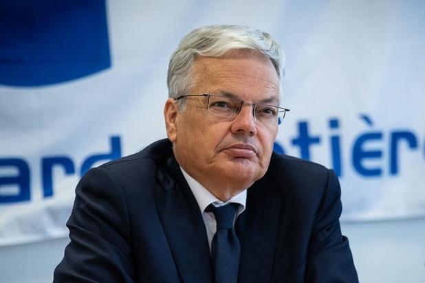 Une lettre adressée au Conseil de l'Europe tance la candidature de Didier Reynders