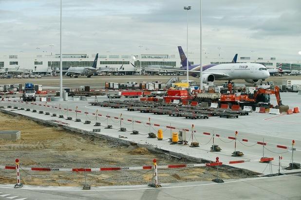 Brussels Airport compte bien taxer davantage les avions plus polluants