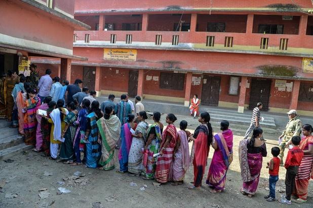 En Inde, lancement des plus grandes élections de l'Histoire du pays