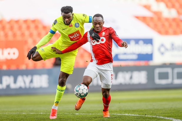 Jupiler Pro League: Le Standard renverse La Gantoise en seconde mi-temps