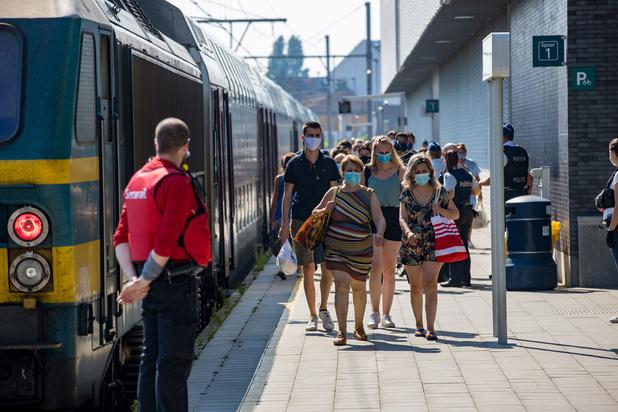 La SNCB fait grand cas de gares plus intelligentes