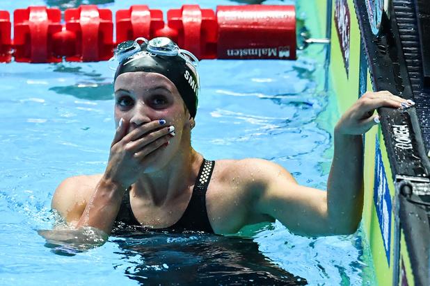 Twee wereldrecords sneuvelen op WK Zwemmen