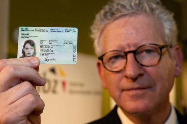 Zetes a commencé à produire la nouvelle carte eID belge