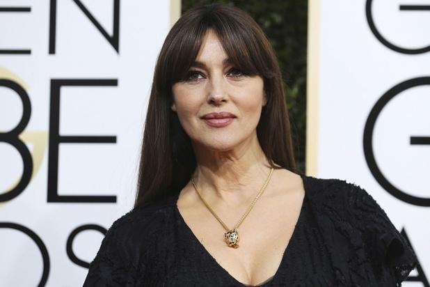 Monica Bellucci invitée du festival du film d'Ostende, aura bientôt son étoile sur la digue