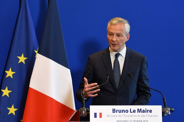 Frankrijk: dit jaar digitaks, ongeacht internationaal akkoord