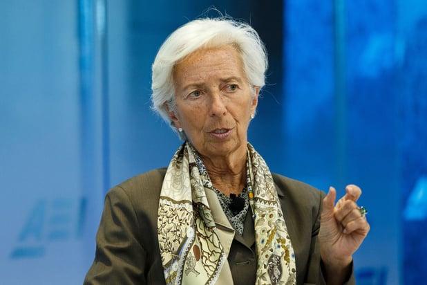 Christine Lagarde doorbreekt nog een glazen plafond: eerste vrouwelijke voorzitter van ECB