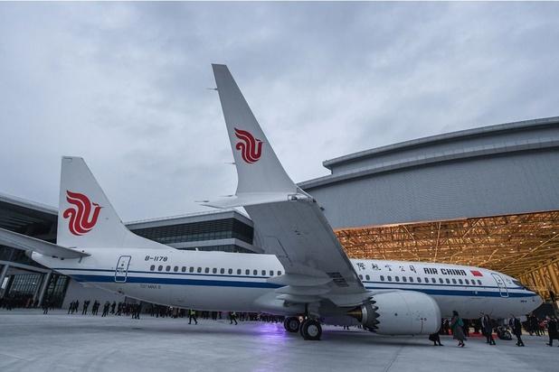Les vols de compagnies chinoises de et vers les Etats-Unis temporairement interdits