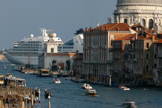 Pas de croisières à Venise: les écolos font la fête