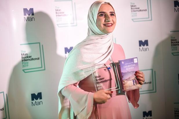 Le Man Booker International décerné à Jokha Alharthi, première auteure du Golfe à recevoir ce prix prestigieux