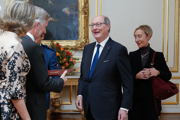 Décès de Pierre Alain De Smedt, ancien président de la FEB