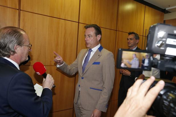 Bart De Wever over Vlaams Belang: 'Verstandig dat men geen breekpunten op tafel heeft gelegd'