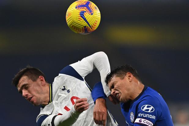 Chelsea bloqué par Tottenham (0-0)