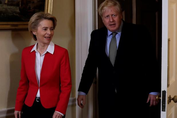 """Brexit: """"les jours à venir seront décisifs"""" pour trouver un accord"""