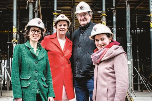 Bouwbedrijf Vandenbussche: 'Mijn ambitie? Mezelf overbodig maken'