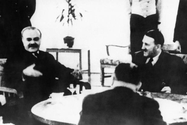 80 jaar na het Hitler-Stalinpact: 'Het pact heeft de nederlaag van nazi-Duitsland mogelijk gemaakt'