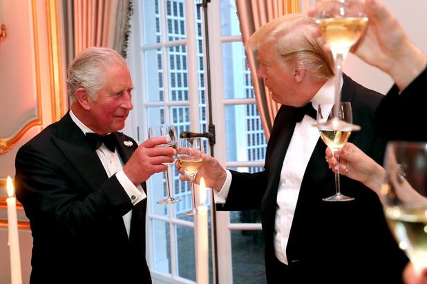 """Donald Trump a eu une """"grande conversation"""" sur le changement climatique"""