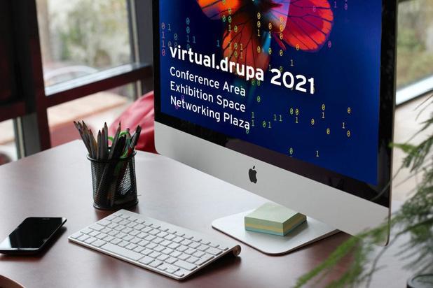 La Virtual Drupa prend tout doucement forme