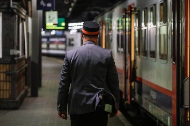 Un accompagnateur de train agressé à la gare de Bruxelles-Nord