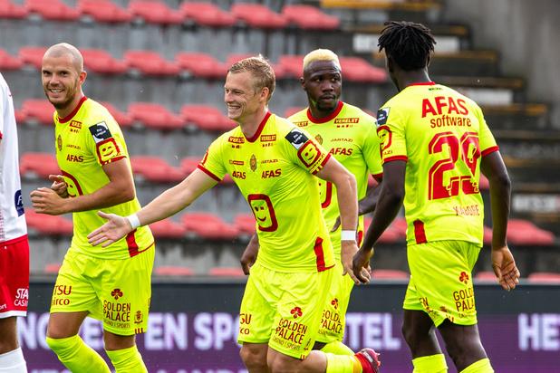 Mouscron s'incline à domicile face à Malines sur un penalty tiré à trois reprises (0-1)