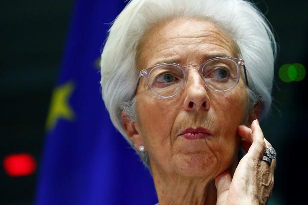 ECB handhaaft rente bij debuut Lagarde