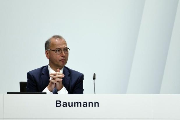 Bayer-topman Baumann krijgt vertrouwen van raad van commissarissen