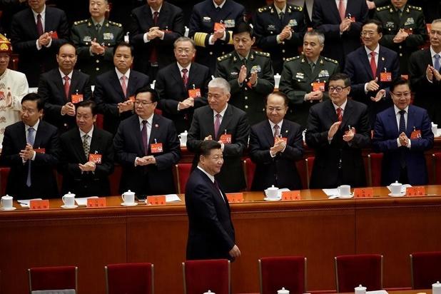China bereidt zich voor op jaarlijks Volkscongres