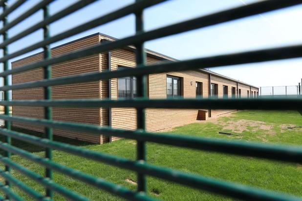 Regering-De Croo bouwt twee nieuwe gesloten centra