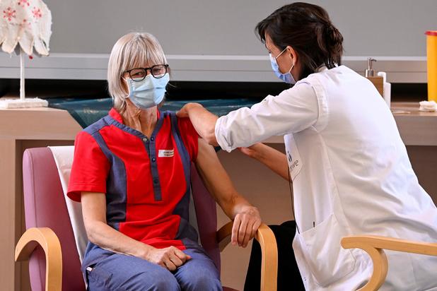 Covid: les infirmiers plaident pour une adhésion forte de la population à la vaccination