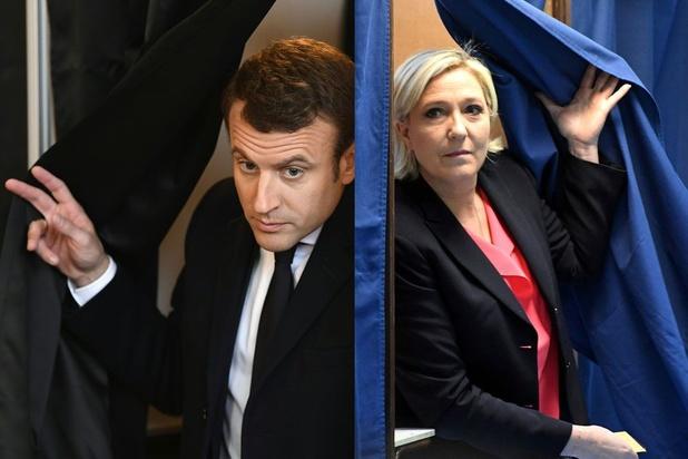 Le scénario de la répétition d'un duel final Macron-Le Pen perd, pour la première fois, de son inéluctabilité (édito)